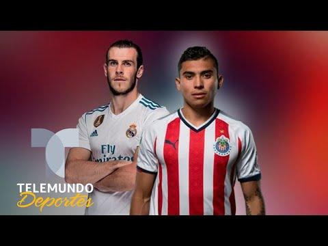 Chivas y su abismal diferencia con el Real Madrid   Telemundo Deportes