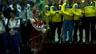 Матчева зустріч з боксу серед збірних команд України,Казахстану,Узбекистану,Туркменистану2018 (III)