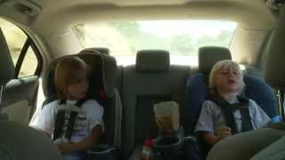 Grouchy Backseat Boys - As Seen on Diane Sawyer & Nightline!