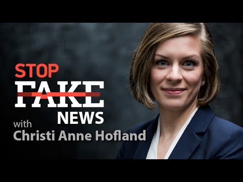 StopFake #61 with Christi Anne Hofland