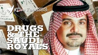 Saudi royals caught with drugs I The Feed