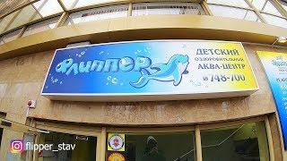 Подводная видеосъемка в Ставрополе   О бассейне ФЛИППЕР