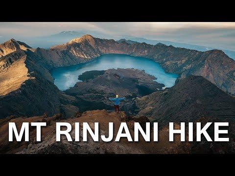 TREKKING MT RINJANI - INCREDIBLE INDONESIA | VLOG 49