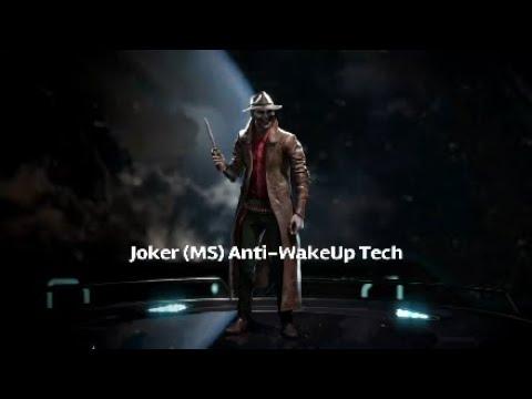 IJ2 - Joker Anti Wake-Up Tech