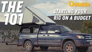 How to Start Your Adventure-Rig Build On Any Budget