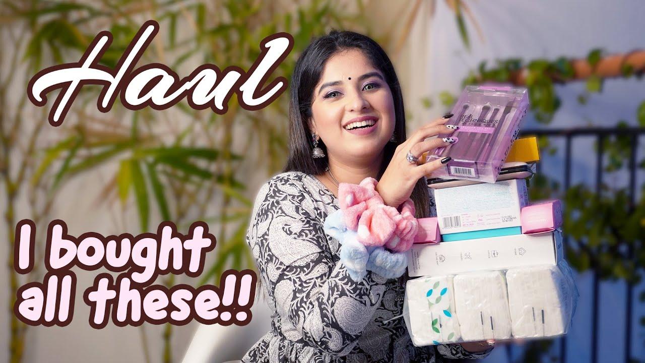 Beauty Tools every Girl needs! - Aparna Thomas