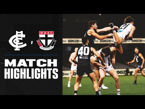 Carlton v St Kilda Highlights | Round 5 2020 | AFL – AFL