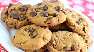 How To Make Gingerbread Chocolate Chip Cookies | Simplybakings