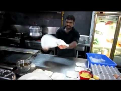 how to make roti canai youtube