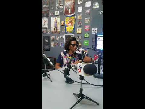 Raw Desiree Mckinney radio TX101 jams