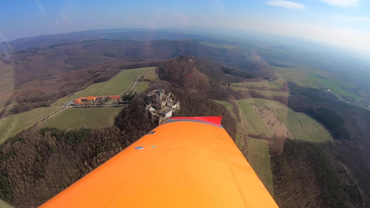 Pilotem na zkoušku ULL
