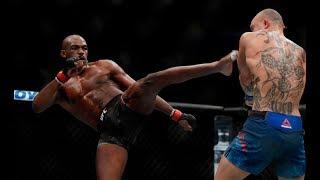 Em câmera lenta, os melhores momentos do UFC 235