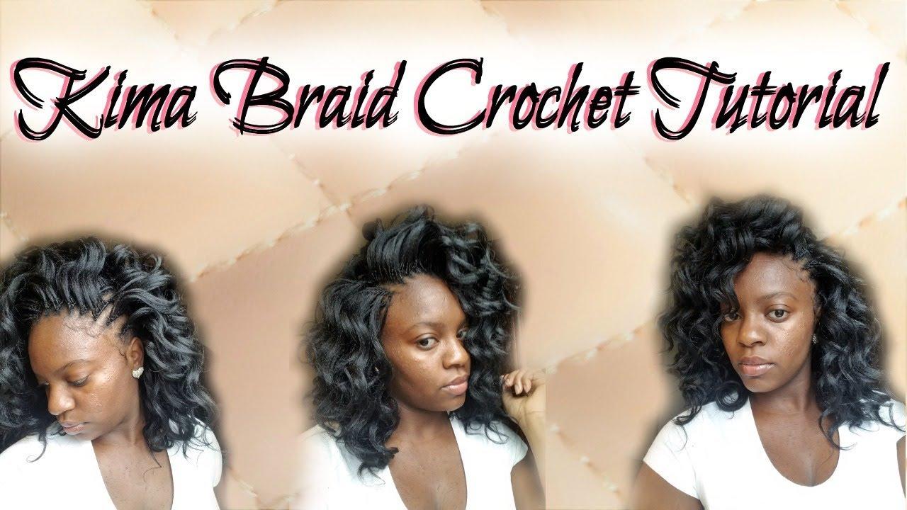 Kima Braid Ocean Wave Crochet Braids🔥🔥 Youtube