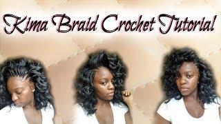 Kima Braid Ocean Wave |Crochet Braids🔥🔥