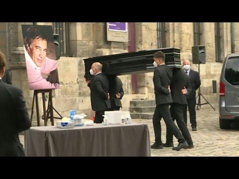 Guy Bedos: de nombreuses personnalités rendent un dernier hommage | AFP Images