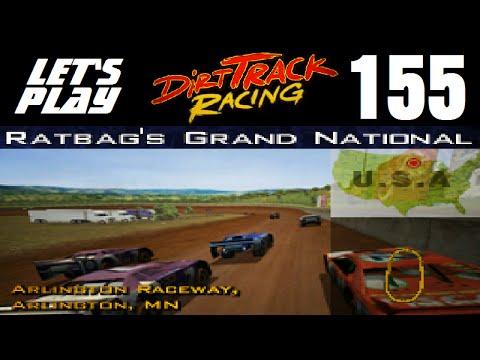 Let's Play Dirt Track Racing - Part 155 - Y12R3 - Arlington Raceway