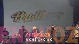 PENDHOZA - DEMI KOWE, live at UGM