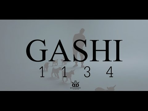 GASHI - 1134 (Video Lyrics) 2018