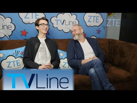 Game Of Thrones Interview | TVLine Studio Presented by ZTE | Comic-Con 2016