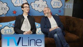 Game Of Thrones Interview   TVLine Studio Presented by ZTE   Comic-Con 2016