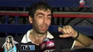 Nancy Ajram - Making Of Bitfakar Fi Eih