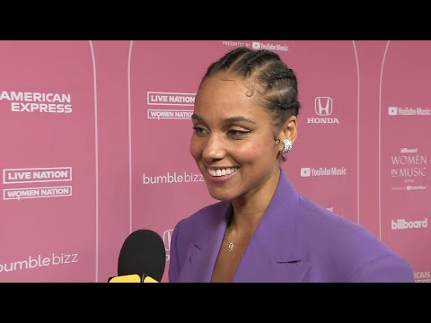 Alicia Keys on the &39;Genuine Love&39; Between Her and Billie Eilish Exclusive