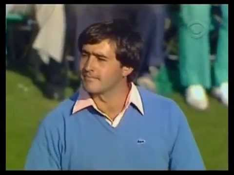 1983 Masters - Seve at the Last