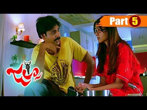 Jalsa Telugu Full Movie || Pawan Kalyan , Ileana D' Cruz ||Part 5