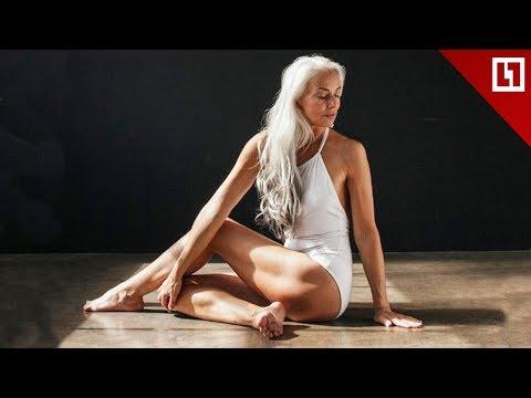 63-летняя модель дает бьюти-советы