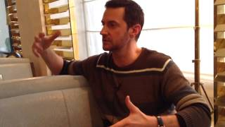 "Richard Armitage ""The Armitage iChat"" Pt. 1 EXCLUSIVE with TAC"