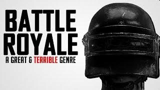 Battle Royale: A Great & Terrible Genre