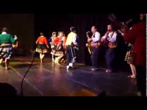 Peruanische Folkgruppe Raymi