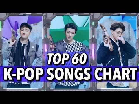[TOP 60] K-POP SONGS CHART • SEPTEMBER 2017 (WEEK 1)