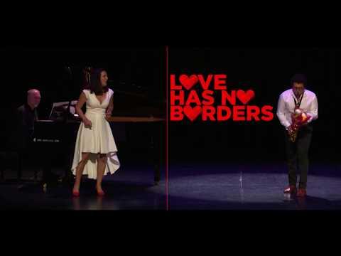 "Marina Viotti presents ""Love has no borders"" (1)"