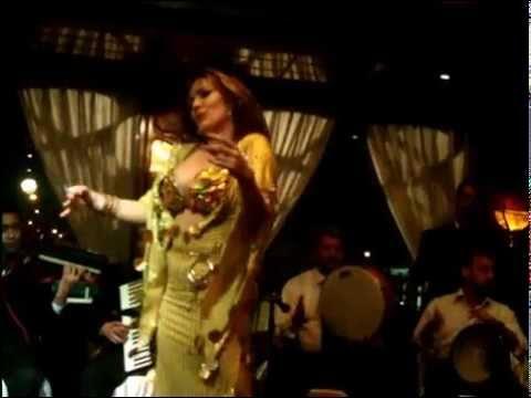 Joana Saahirah in Cairo  dancing