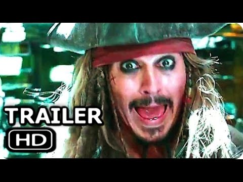 Thumbnail: PIRATES OF THE CARIBBEAN 5 Official Trailer # 4 (2017) Blockbuster Action Movie HD