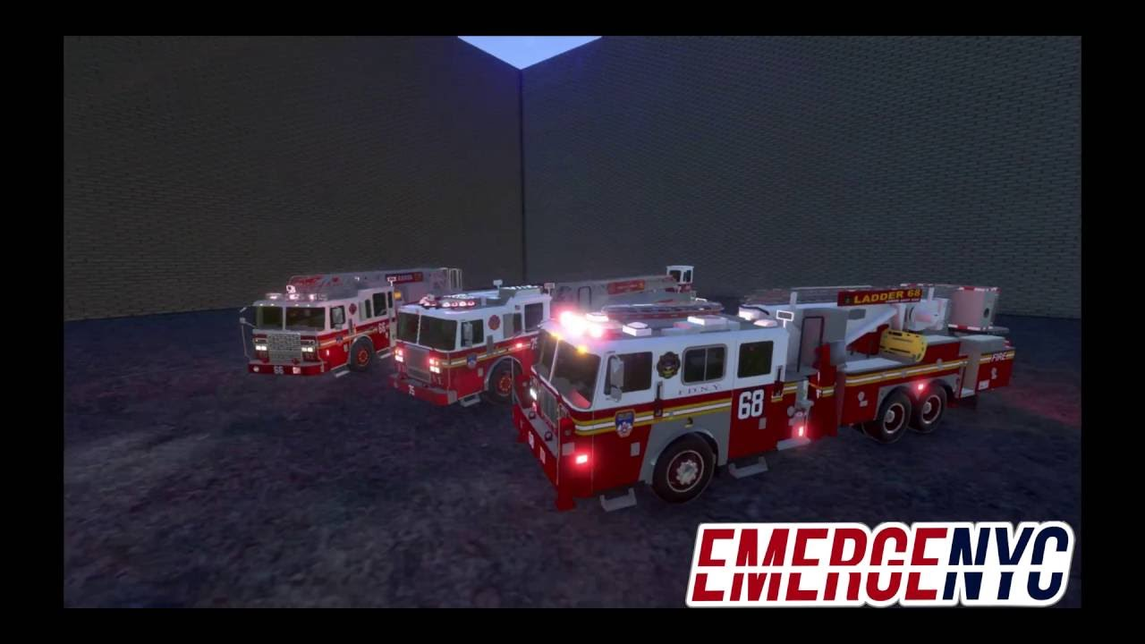 EmergeNYC - Emergency Services Game & Simulator | Indiegogo