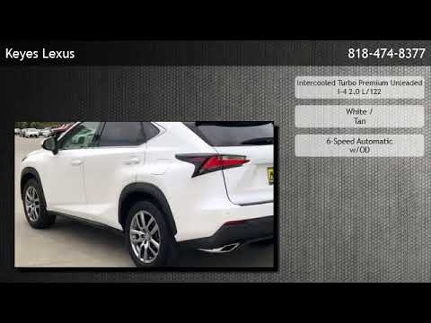 Lexus Van Nuys >> 2016 Lexus Nx 200t Van Nuys Youtube