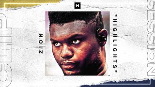 The ULTIMATE Zion Williamson Highlight Reel! 19-20 Season Part 1 | CLIP SESSION