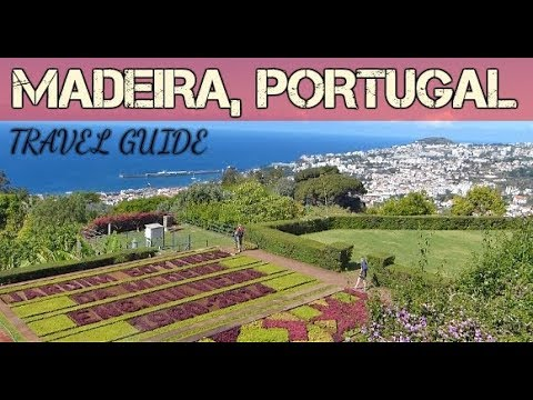 Madeira Island - Funchal travel guide Portugal 2018 HD