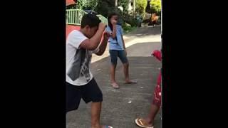 Samoan Fight