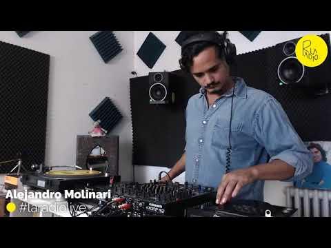 Alejandro Molinari - DJSet at La Radio Barcelona 2018