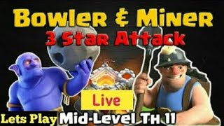 Live base Review || COC Live New strategy