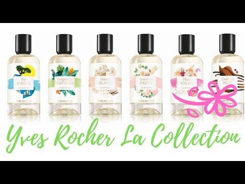 Новинки Yves Rocher: Cuir De Nuit, Sable Fauve, Plein Soleil, Matin Blanc. Mое мнение!