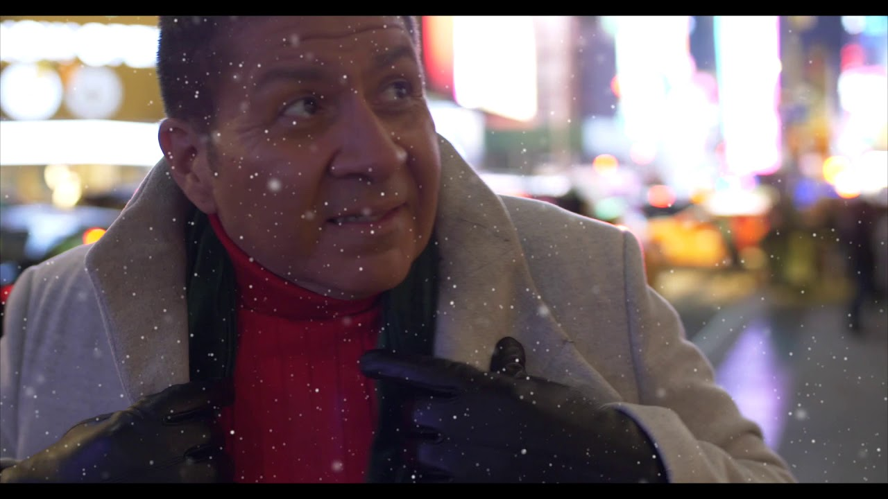 PROMO MUSIC VIDEO - EDDIE MARRERO, THE CHRISTMAS SONG