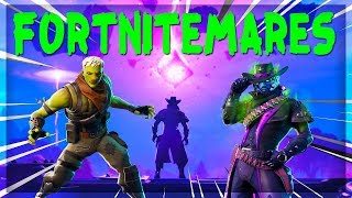 Mise à jour d'Halloween de Fortnitemares! Reaper est BACK! Nouvelle peau Brainiac! (Fortnite Battle Royale)