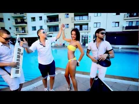 Razvan de la Pitesti - Cu capul in nori-Official video hd 2013