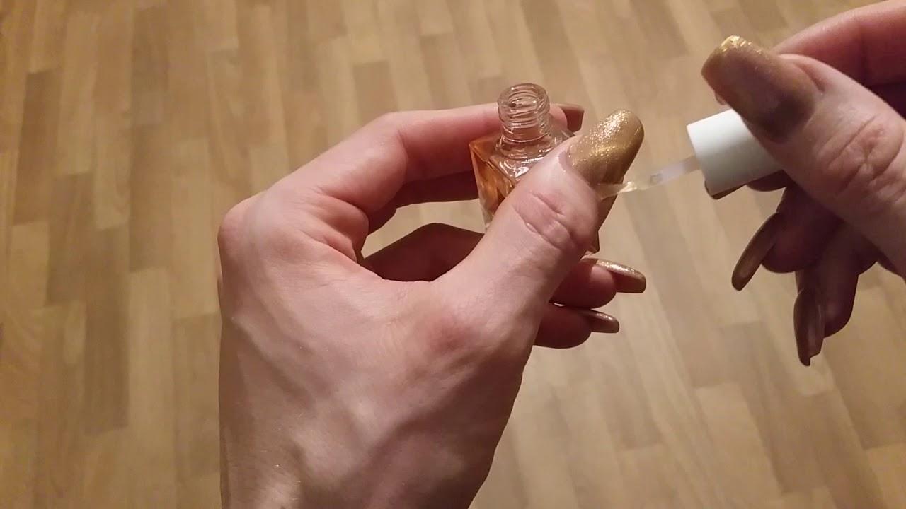Men show long Gel Nails, Oil massage, Magnetic UV effect, lange ...