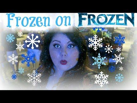 Disney World Florida Vlogs 2017 | Frozen on Frozen!