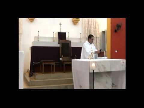 Assista a Santa Missa de abertura da festa de São José na íntegra